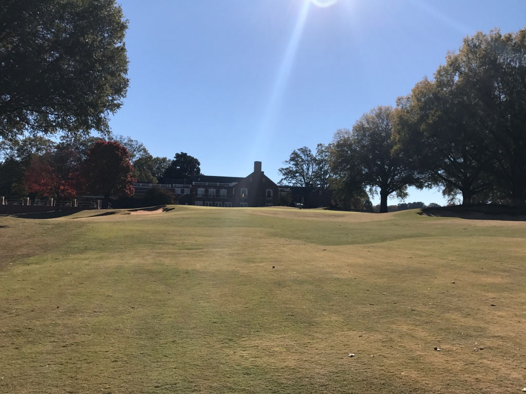18th approach