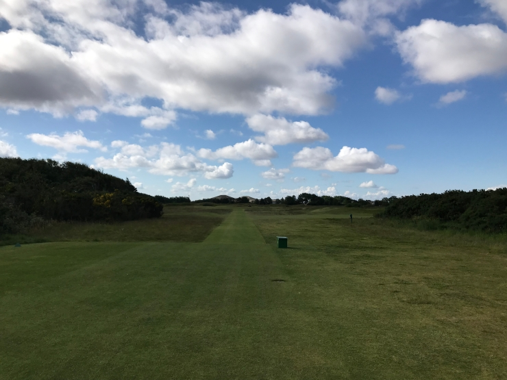 Royal Lytham & St annes hole 6